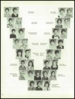 1984 Montrose High School Yearbook Page 58 & 59