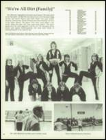 1984 Montrose High School Yearbook Page 84 & 85