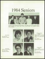 1984 Montrose High School Yearbook Page 96 & 97