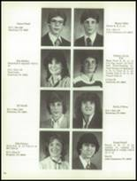 1984 Montrose High School Yearbook Page 108 & 109