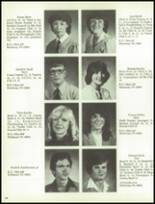 1984 Montrose High School Yearbook Page 110 & 111