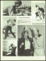 1984 Montrose High School Yearbook Page 120 & 121