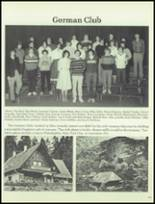 1984 Montrose High School Yearbook Page 122 & 123