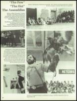 1984 Montrose High School Yearbook Page 124 & 125