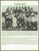 1984 Montrose High School Yearbook Page 126 & 127