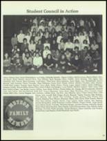 1984 Montrose High School Yearbook Page 128 & 129