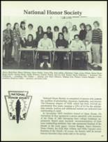 1984 Montrose High School Yearbook Page 130 & 131