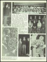 1984 Montrose High School Yearbook Page 138 & 139