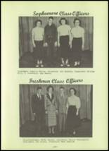 1952 Stanley High School Yearbook Page 26 & 27