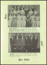1952 Stanley High School Yearbook Page 28 & 29