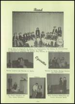 1952 Stanley High School Yearbook Page 30 & 31