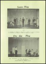 1952 Stanley High School Yearbook Page 32 & 33
