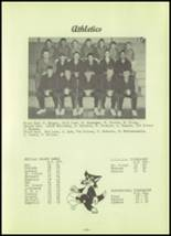 1952 Stanley High School Yearbook Page 34 & 35