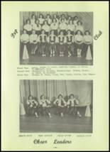 1952 Stanley High School Yearbook Page 40 & 41