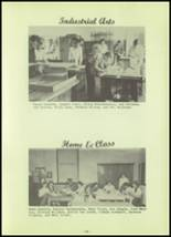 1952 Stanley High School Yearbook Page 42 & 43
