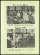 1952 Stanley High School Yearbook Page 44 & 45
