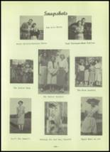 1952 Stanley High School Yearbook Page 46 & 47