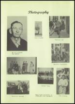 1952 Stanley High School Yearbook Page 48 & 49