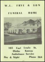 1952 Stanley High School Yearbook Page 50 & 51