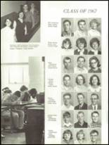 1966 Riverside High School Yearbook Page 20 & 21