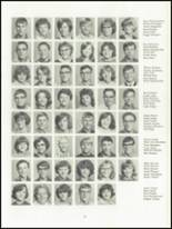 1966 Riverside High School Yearbook Page 24 & 25