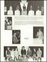 1966 Riverside High School Yearbook Page 44 & 45