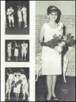 1966 Riverside High School Yearbook Page 46 & 47