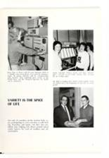 1961 Roanoke High School Yearbook Page 10 & 11