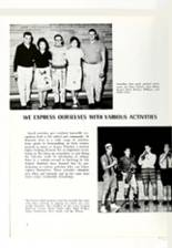 1961 Roanoke High School Yearbook Page 12 & 13
