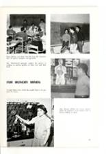 1961 Roanoke High School Yearbook Page 22 & 23