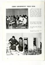 1961 Roanoke High School Yearbook Page 24 & 25