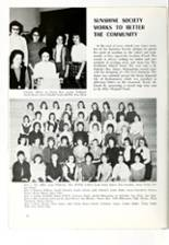 1961 Roanoke High School Yearbook Page 26 & 27