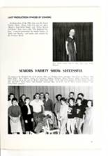1961 Roanoke High School Yearbook Page 28 & 29