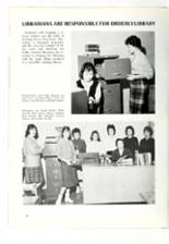 1961 Roanoke High School Yearbook Page 30 & 31