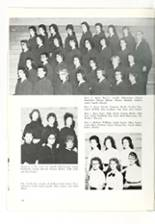 1961 Roanoke High School Yearbook Page 36 & 37