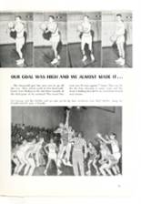1961 Roanoke High School Yearbook Page 42 & 43