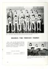 1961 Roanoke High School Yearbook Page 44 & 45