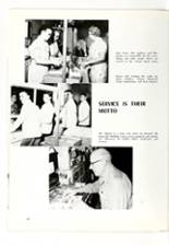 1961 Roanoke High School Yearbook Page 52 & 53