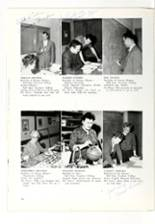 1961 Roanoke High School Yearbook Page 54 & 55
