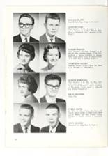 1961 Roanoke High School Yearbook Page 58 & 59