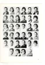 1961 Roanoke High School Yearbook Page 60 & 61