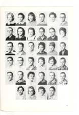 1961 Roanoke High School Yearbook Page 62 & 63