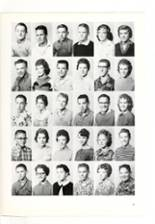 1961 Roanoke High School Yearbook Page 64 & 65