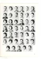 1961 Roanoke High School Yearbook Page 66 & 67