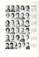 1961 Roanoke High School Yearbook Page 70 & 71