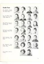 1961 Roanoke High School Yearbook Page 72 & 73