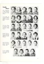 1961 Roanoke High School Yearbook Page 74 & 75