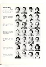 1961 Roanoke High School Yearbook Page 76 & 77