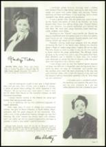1954 Appleton High School Yearbook Page 14 & 15