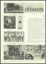 1954 Appleton High School Yearbook Page 16 & 17